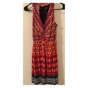 Laundry by Shelli Segal Ikat Dress